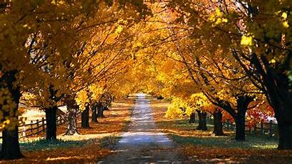 Country Autumn Town Wallpapers Desktop Backgrounds Foreign