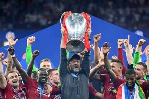 2019 Liverpool Champions League Final