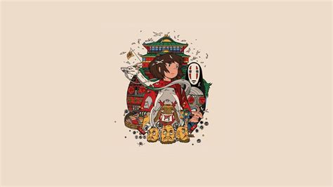 Iphone 6 Pokemon Wallpaper Spirited Away Wallpapers Wallpaper Cave
