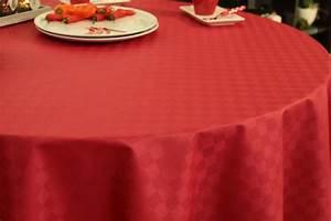Abwaschbare Tischdecke Rund : abwaschbare tischdecke rot kleines karo janita 80 cm bis ~ Michelbontemps.com Haus und Dekorationen