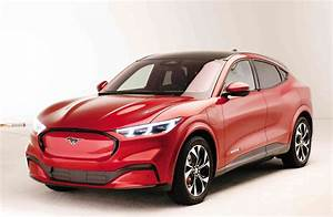 Ford launches all-electric Mustang Mach-E SUV | Motioncars