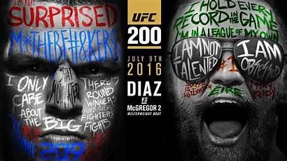 Mcgregor Conor Wallpapers Diaz