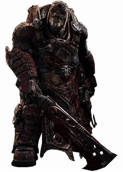 Gears Butcher War Locust Boomer Render Wikia