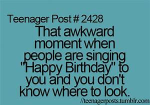 Funny Birthday Quotes For Teens. QuotesGram