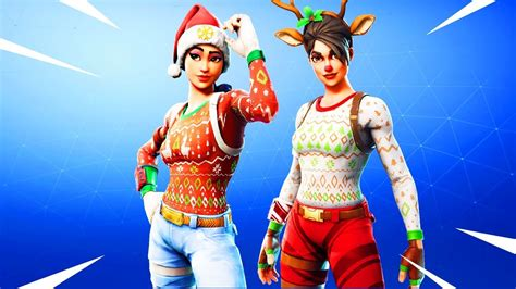 Nog Ops And Red Nosed Raider Returning To Fortnite...