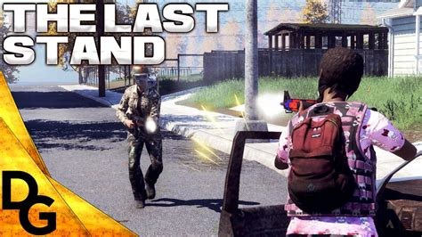 the last stand h1z1 king of the kill gameplay