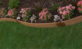 The Curved Composite Landscape Edging Kit