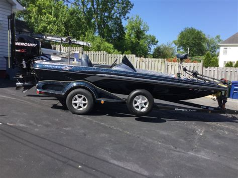Used Ranger Z118 Bass Boats For Sale by Ranger Z118 2011 For Sale For 27 600 Boats From Usa