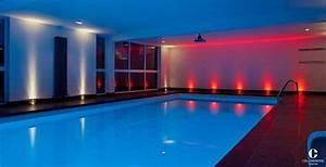 Eclairage Piscine Bois : comment eclairer sa terrasse sa piscine magasin de ~ Edinachiropracticcenter.com Idées de Décoration