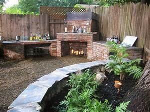Outdoor Fireplaces and Fire Pits DIY