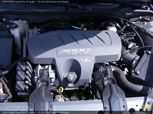 3 8 Liter 3800 Series Iii V6 2004 Pontiac Grand Prix Engine
