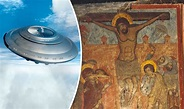 Does this painting prove ALIENS were present at the ...