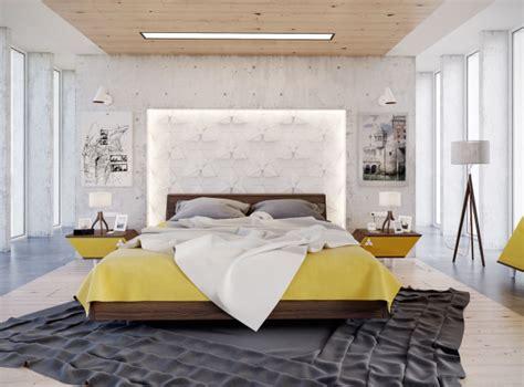 decoration chambre design idée chambre adulte aménagement et décoration design