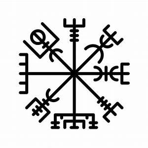 Dessin Symbole Viking : tatouage viking l 39 histoire myst rieuse des symboles nordiques sorcier symbolic tattoos ~ Nature-et-papiers.com Idées de Décoration
