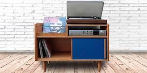 Meuble Platine Vinyle Vintage : meuble platine vinyle les 8 meilleurs mod les du march avis test ~ Teatrodelosmanantiales.com Idées de Décoration