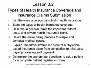 Insurance Handbook for the Medical Office - ppt video ...
