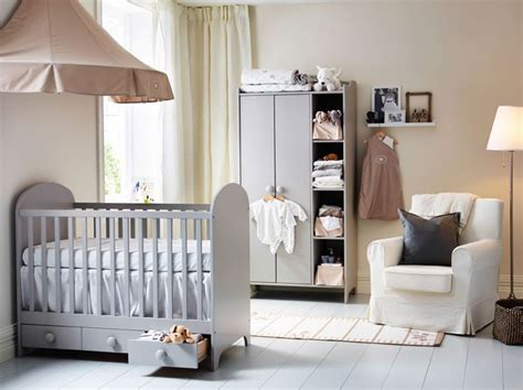 chambre bebe beige et taupe idee camerette per bambini idee camerette