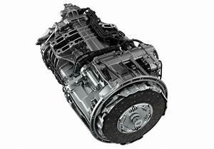 Intelligent Powertrain Management Standard On Detroit Dt12