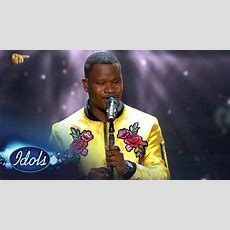 Top 6 Reveal Mthokozisi Stuns Again  Idols Sa Season 13 Youtube