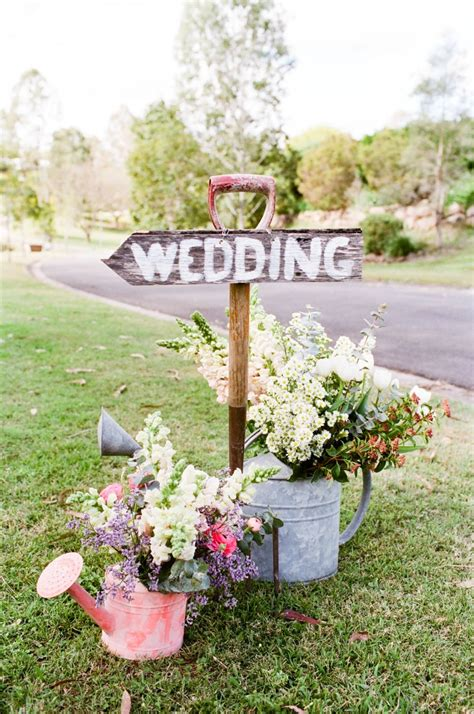 wedding decor say i do to these fab 51 rustic wedding decorations Rustic
