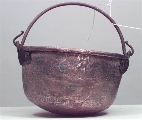 american country style copper cauldron  cauldron american country copper