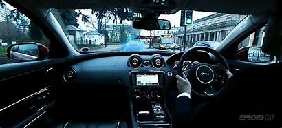 Future Tech Behind Wheel Inside Cars Technology