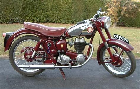 Photos Of Vintage Motorcycles