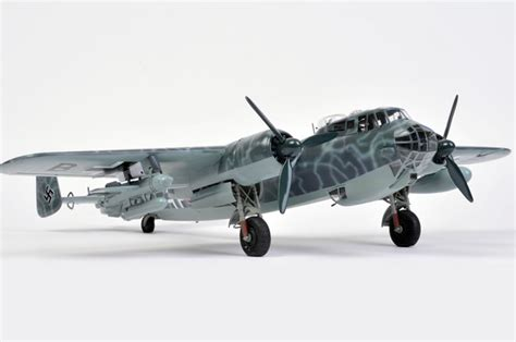 Dornier Do 217 E-5 By Mick Evans (promodeler 1/48