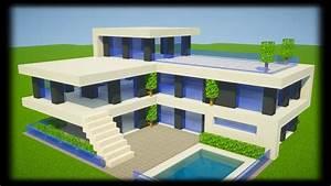 Villa Minecraft Facile