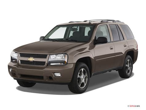 2008 Chevrolet Trailblazer Prices, Reviews & Listings For