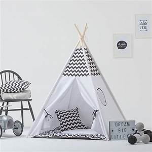 Teepee for kids cute play teepee tent for kids white for Kitchen cabinets lowes with halos state stickers
