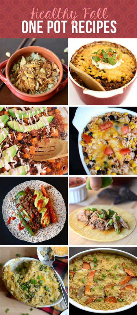 pot cuisine 23 healthy recipes for fall fit foodie finds