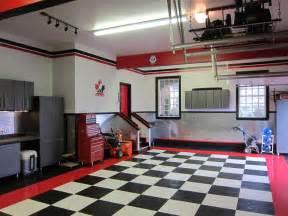 Cool Garage Interior Ideas