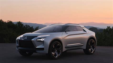 Mitsubishi Concept by Mitsubishi E Evolution Concept Is The Evo S Crossover