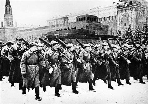 7 ноября, праздник в СССР название, история