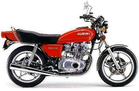 1978 Suzuki Gs400 by Suzuki Gs400 Gallery Classic Motorbikes