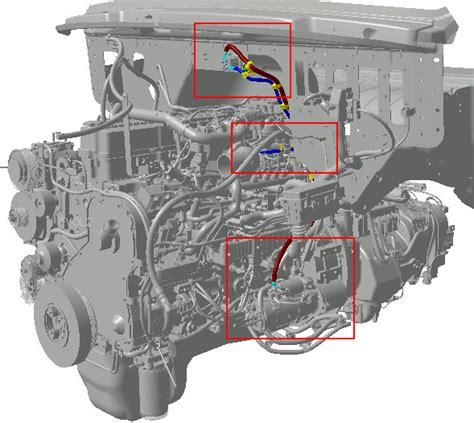 Cummins ISC Engine - Grid Heater