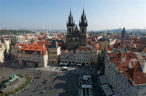 The Church Of Our Lady Before Tyn Prague Stay