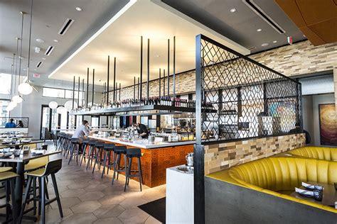 Modern Bar lake nona s chroma modern bar kitchen unveils new happy