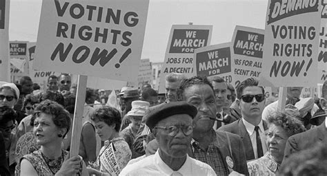time  reviving  heart   voting rights act