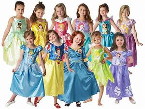 Disney Princess Costumes at PartyWorld