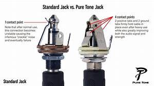 Wiring Diagram Mono 1 4 Jack