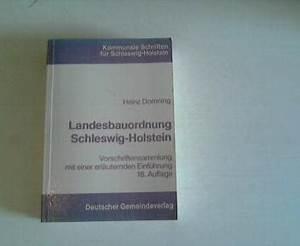 Terrassenüberdachung Baugenehmigung Schleswig Holstein : landesbauordnung schleswig holstein zvab ~ Whattoseeinmadrid.com Haus und Dekorationen