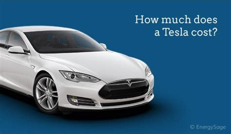How Much Does A Tesla Car Actually Cost In 2018?
