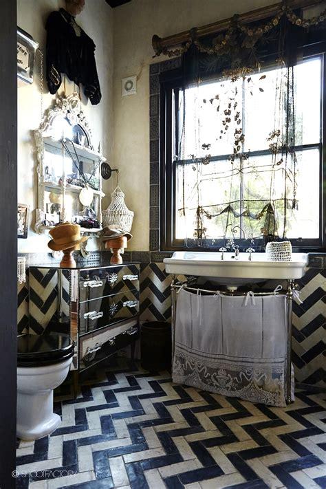 Bohemian Bathroom Decor Bohemian Bathroom Bathroom
