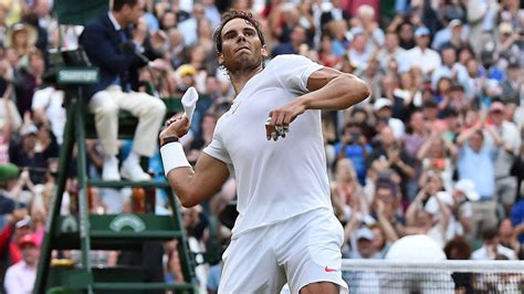 LIVE Novak Djokovic - Rafael Nadal - Wimbledon men - 14 July 2018 - Eurosport UK
