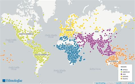 How Many Are In The World by How Many Languages Are There In The World Ethnologue