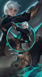 Wallpaper Phone Gusion Mobile Legends