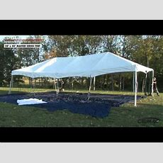 Outdoor Escapes 10x30 & 10x40 Party Tent Doovi