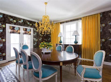 20+ Turquoise Dining Room Designs, Ideas  Design Trends